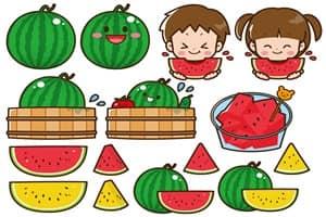 Dưa hấu được ưa chuộng tại Nhật